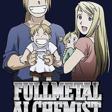 Fullmetal Alchemist Parenthood by calfrills
