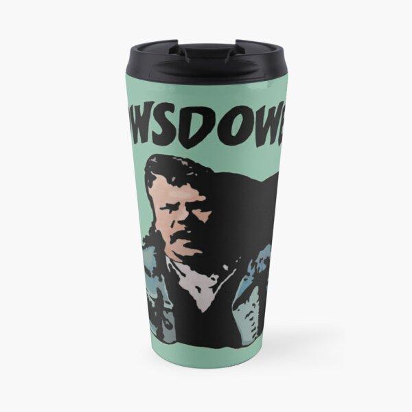 ROWSDOWER! Travel Mug