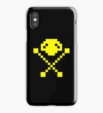 Frogger Skull  iPhone Case/Skin