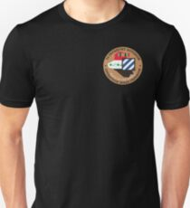 3rd Infantry Division Iraq War Veteran Unisex T-Shirt