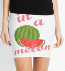 Cute Watermelon Mini Skirt