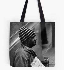 Please Help Tote Bag