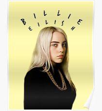 Billie Eilisch Poster