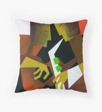 CHASIN' THE BIRD, BARNEY KESSEL AND CHARLIE PARKER Throw Pillow