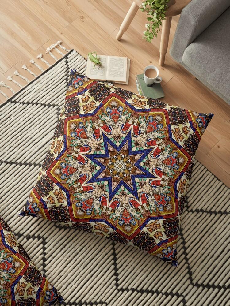 Medieval Kaleidoscope 3 by bloomingvine