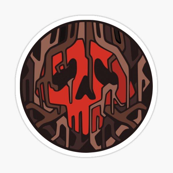 Oordakek - God of Death and Soil Sticker