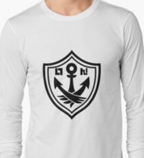 Splatoon Anchor T-Shirt Long Sleeve T-Shirt