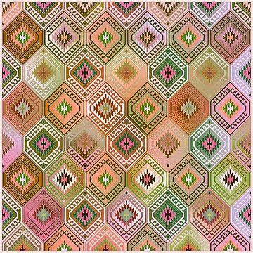 Kilim (Pastel) by omsah