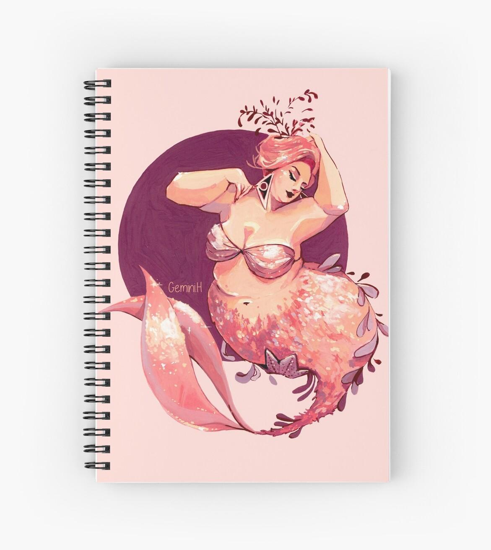 Weil jeder eine Meerjungfrau sein kann von artofgemini-h
