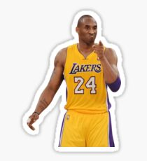 Kobe Bryant Sticker