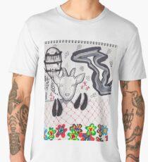 billie goat banter Men's Premium T-Shirt
