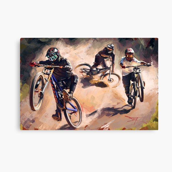 The CP Gang - Party Ride! Canvas Print
