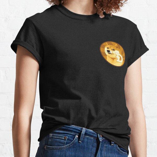 Dogecoin Logo Classic T-Shirt