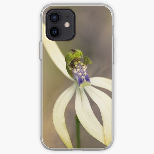Leafless Orchid iPhone Soft Case