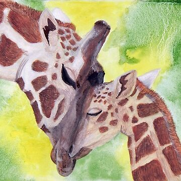 Mother and Child by LiberatingArts