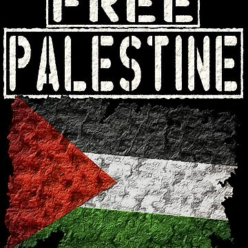 FREE PALESTINE by Paparaw