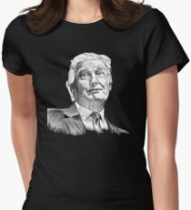 President Donald Trump Clothes, Apparel & Accessories! Women's Fitted T-Shirt