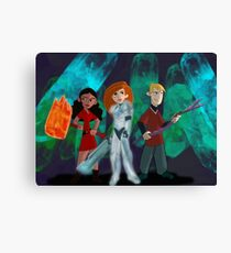 You know you always can call the Trollhunter Canvas Print