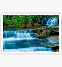 South Carolina Waterfalls Sticker
