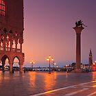 Venice dawn by Delfino