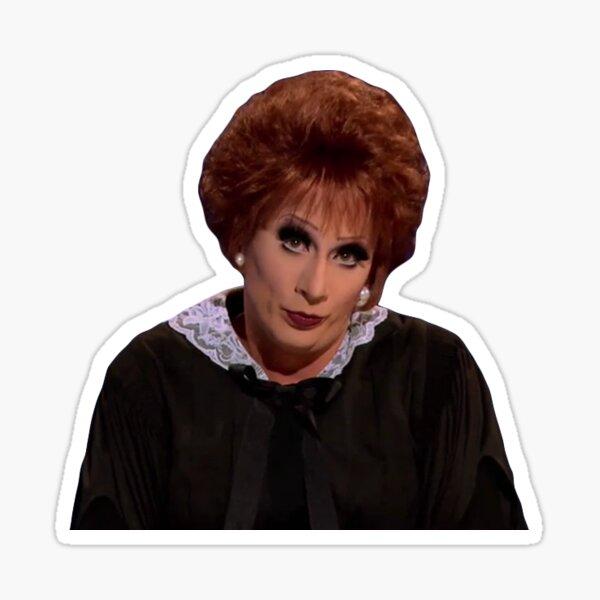 Bianca del Judy Sticker