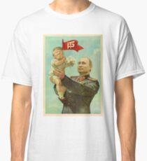 Baby Donald Trump & Daddy Wladimir Putin Classic T-Shirt