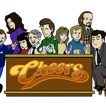Cheers Crew by KewlZidane