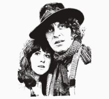 4th Doctor and Sarah-Jane