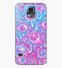 Eyeball Pattern - Version 2 Case/Skin for Samsung Galaxy