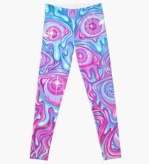 Augapfel-Muster - Version 2 Leggings