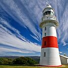 Low Head Lighthouse by Peter Daalder
