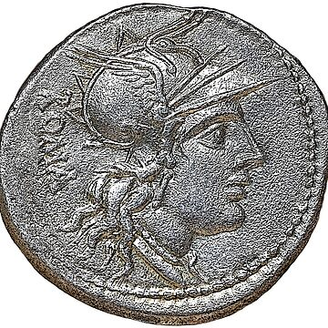 Roman Republican Denarius by Kawka