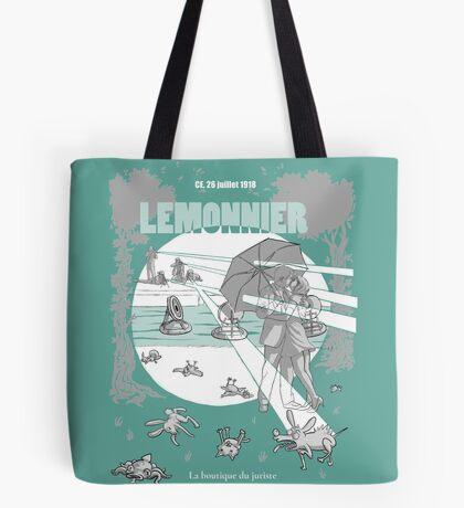 Lemonnier Tote bag