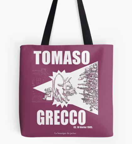 Tomaso Grecco Tote bag