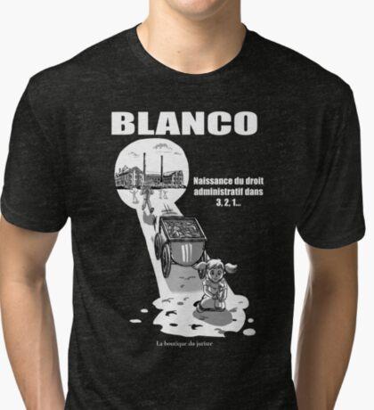 Blanco T-shirt chiné
