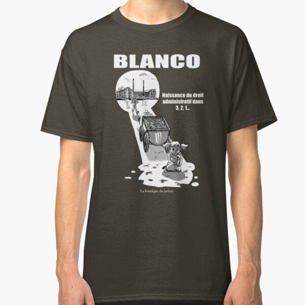 Blanco T-shirt classique