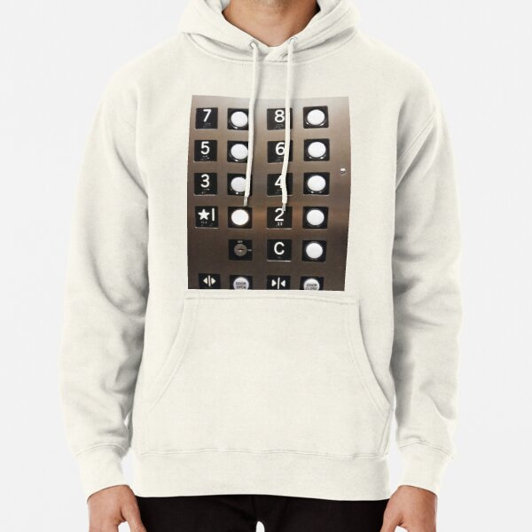 Number, pattern, design, tracery, weave, #pattern, #design, #tracery, #weave Pullover Hoodie