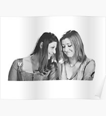 Willow & Tara - B&W Under Your Spell, Buffy the Vampire Slayer, BtVS, 90s, Joss Whedon, Sunnydale, LGBTQ, Gay Pride, Tara Maclay, Willow Rosenberg Poster