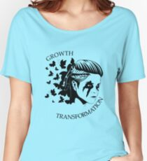 Octavia - The Butterfly Women's Relaxed Fit T-Shirt