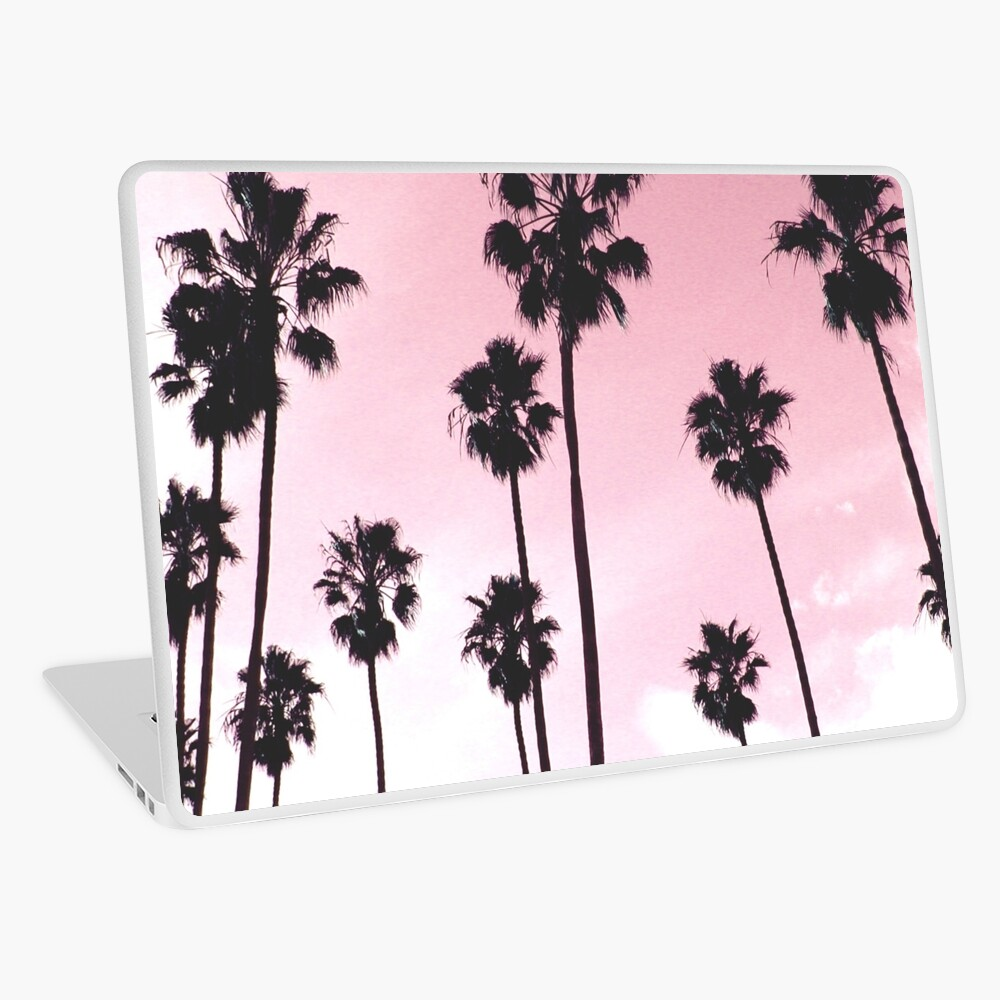 Palms & Sunset Laptop Skin