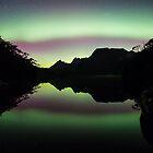 Aurora Cloud over Lake Lilla by tinnieopener