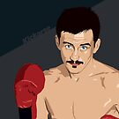 Boxing Greats - Barry McGuigan by kickarse