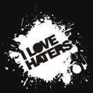 I Love Haters by Flying Funk