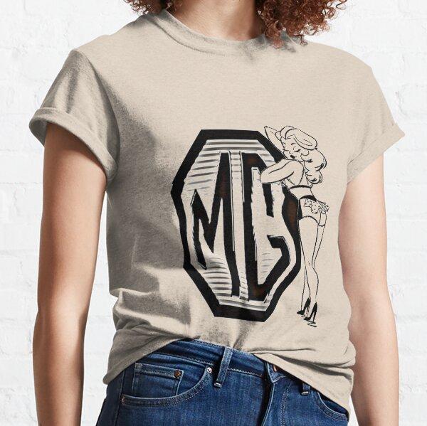 MG Sassy Classic T-Shirt