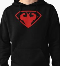 All Might Super Pullover Hoodie
