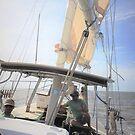 Sailing by John  Kapusta