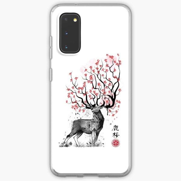 Sakura Deer Samsung Galaxy Soft Case