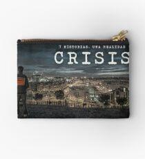 CRISIS Teaser Poster (Versión Ciudad) Bolso de mano