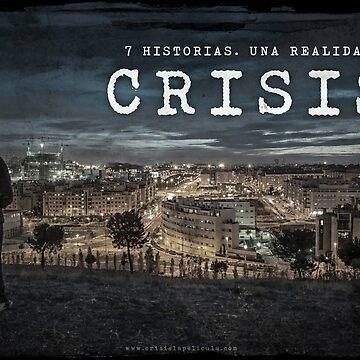 CRISIS Teaser Poster (Versión Ciudad) de Crisislapeli
