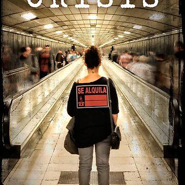 CRISIS Teaser Poster (Versión Metro) de Crisislapeli